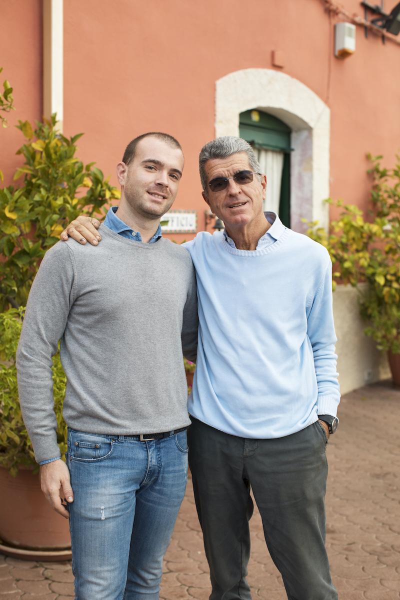 Raffaele e Mario